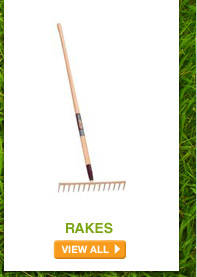 Rakes - VIEW ALL