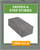 Pavers & Step Stones - VIEW ALL