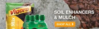 Soil Enhancers & Mulch - SHOP ALL