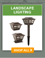 Landscape Lighting - SHOP ALL