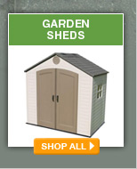 Garden Sheds - SHOP ALL