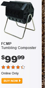 FCMP Tumbling Composter - BUY NOW