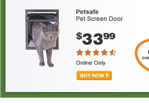 Petsafe Pet Screen Door - BUY NOW