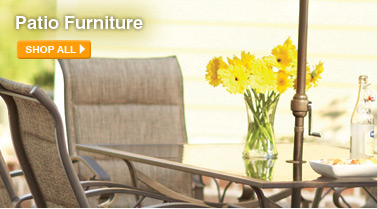 Patio Furniture - SHOP ALL