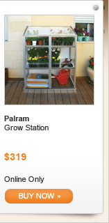 Palram Grow Station - BUY NOW
