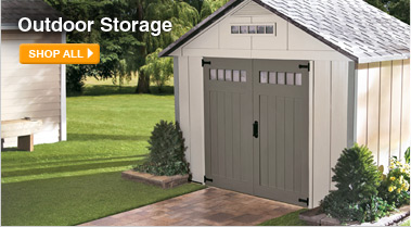 Outdoor Storage - SHOP ALL